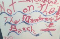 Fukushima news; San Onofre NUCLEAR waste, NOT on the  FU#%^?&  BEACH