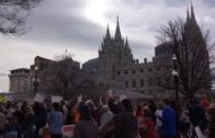 Historic March 24 2018 March for our life's Protest Salt Lake City Utah, Kevin D. Blanch Page 5