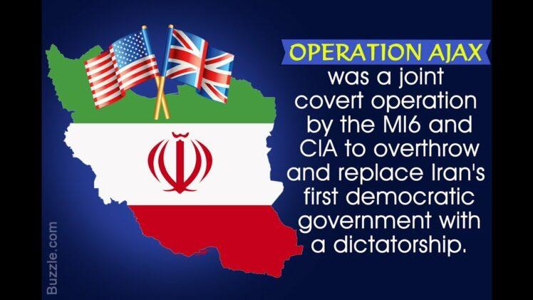 REAL REASON IRAN HATES U.S. SAMO SAMO 1953-2020 TRUMP KILLS IRAN LEADER operation Ajax 2.0 TPAJAX ;;